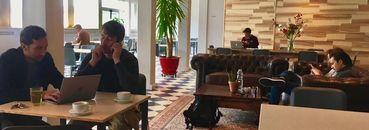Dinerbon Amsterdam Casco Café