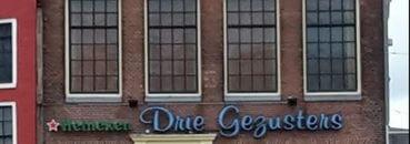 Dinerbon Groningen De Drie Gezusters - Pub