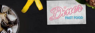Dinerbon Sevenum Diner Fastfood