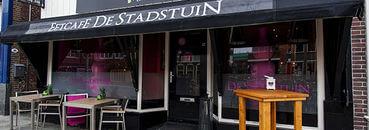 Dinerbon Groningen Eetcafe De Stadstuin