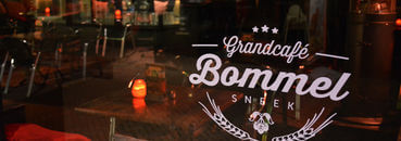 Dinerbon Sneek Grand Café Bommel