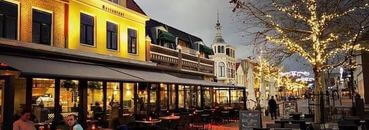 Dinerbon Assen Grand Café de Jonge