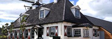 Dinerbon Ten Post Grandcafe Restaurant bij de Molen