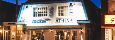 Dinerbon Emmen Grieks Restaurant Athina