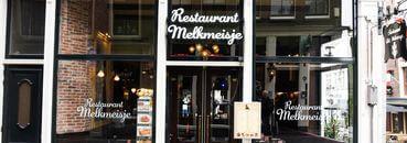 Dinerbon Amsterdam Het Melkmeisje