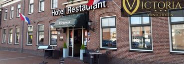Dinerbon Winschoten Hotel-Restaurant Victoria