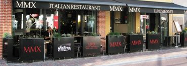 Dinerbon Zandvoort Italian Restaurant MMX