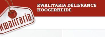 Dinerbon Hoogerheide Kwalitaria Délifrance Hoogerheide