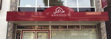Dinerbon Zeist Marokkaans restaurant Marrakech