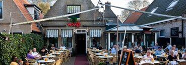 Dinerbon Nes (Ameland) Nes Cafe (Geen papieren/e-vouchers!)
