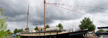 Dinerbon Almelo Poppies Pannenkoekenboot