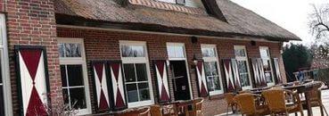 Dinerbon Zundert Restaurant & Brasserie De Moerse Bossen
