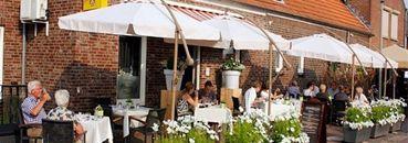 Dinerbon Melick Restaurant Bie Dave en Marie