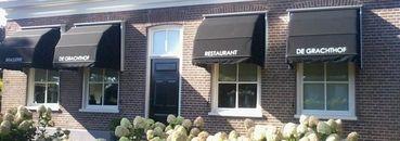 Dinerbon Giethoorn Restaurant De Grachthof