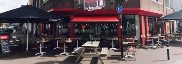 Dinerbon Landgraaf Rudy's Lunch Diner