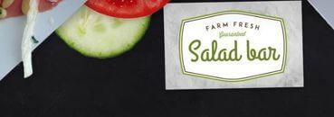 Dinerbon Sevenum Salad Bar