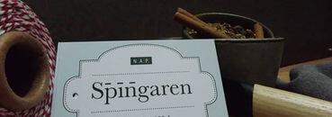 Dinerbon Amsterdam Spingaren
