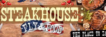 Dinerbon Hoogeveen Steakhouse Fly & Food