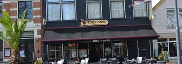 Dinerbon Heerenveen Toro Pinto