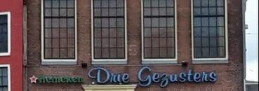 Dinerbon Groningen De Drie gezusters - Zusjes