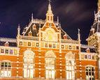Dinerbon Amsterdam Grand Café Restaurant 1e Klas