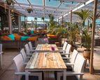 Dinerbon Den Haag Beachclub WOW