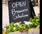 Dinerbon Schin op Geul Brasserie Schaloen