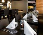 Dinerbon Bergen op Zoom Fletcher Hotel-Restaurant Stadspark