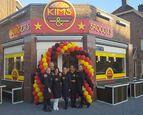 Dinerbon Amsterdam Kims Burgers & Sandwiches