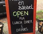 Dinerbon Amsterdam Knabbel en Babbel