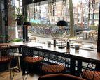 Dinerbon Amsterdam Restaurant Black