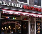Dinerbon Amsterdam Restaurant Villa Maria