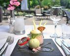 Dinerbon Doorwerth Fletcher Hotel-Restaurant Doorwerth-Arnhem