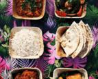 Dinerbon Amsterdam  The Vegan Indian Food Bar