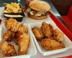 Dinerbon Almere Pyramide Fried Chicken