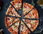 Dinerbon Hilversum Uncle Dani's Pizza (niet icm acties en aanbiedingen)